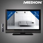 Full HD LCD-TV mit integriertem DVB-T-Tuner