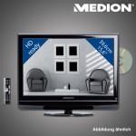 LCD-TV mit integriertem DVD-Player und DVB-T Tuner