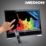 Multimedia-PC mit Multitouch Full HD Display
