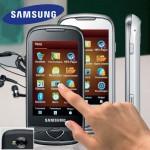 SmartPhone Samsung S5560